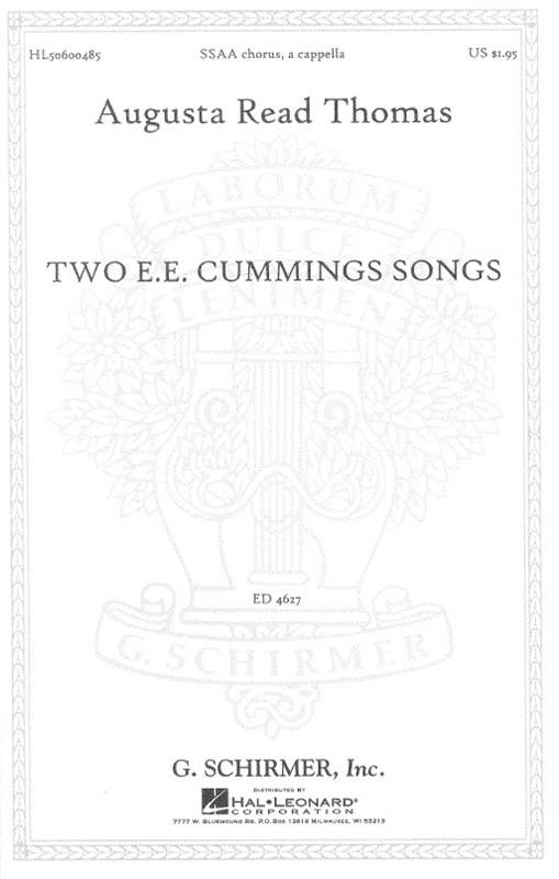 Two EE Cummings Songs.jpg