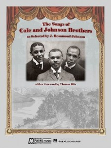 the songs of cole and johnson brothers.jpg