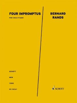 Four Impromptus
