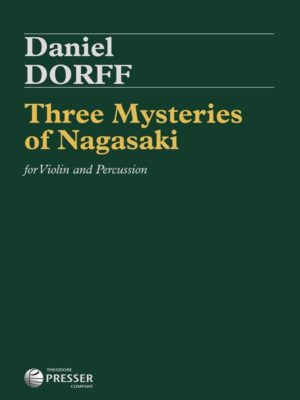 Three Mysteries of Nagasaki