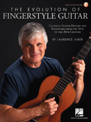 Evolution of Fingerstyle Guitar