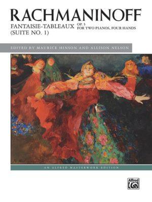 Fantasie Tableaux, Op. 5