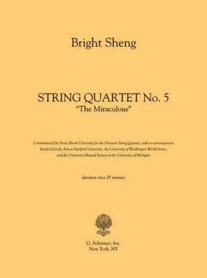 String Quartet No. 5, The Miraculous